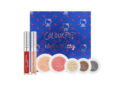 ColourPop x Hello Kitty Hello Pretty Kit