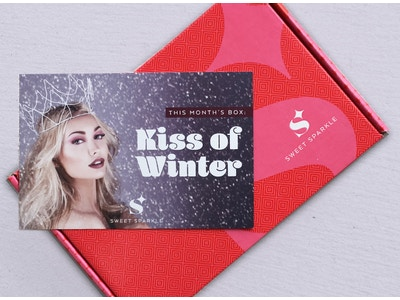 Kiss of Winter: Beauty Box (5 Product Bundle)