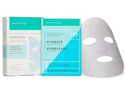 FLASHMASQUE® 5 MINUTE FACIAL SHEETS: HYDRATE