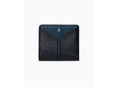 Covet Genuine Leather Wallet, Black