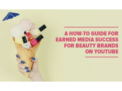 First Playbook for Beauty Brands on YouTube
