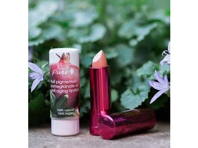 Fruit Pigmented Pomegranate Oil Anti Aging Lipstick: Dandelion