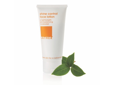 NEW*** shine control face lotion