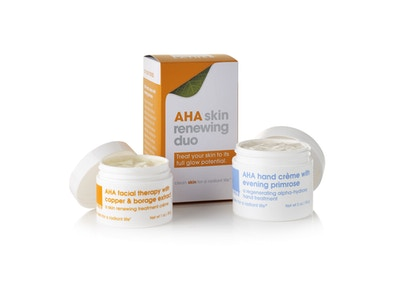 NEW*** AHA skin renewing duo