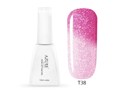 Temperature Changing Color Nail Gel Polish