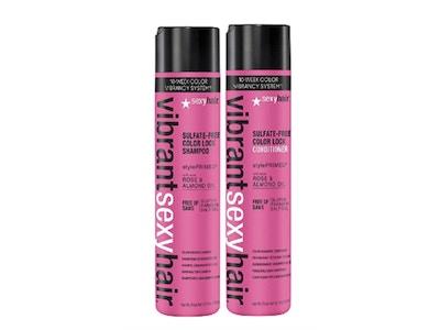 Vibrant Sexy Hair Shampoo & Conditioner