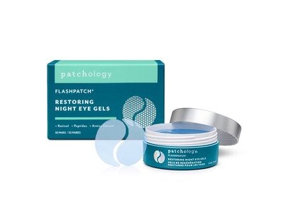 FLASHPATCH® RESTORING NIGHT EYE GELS