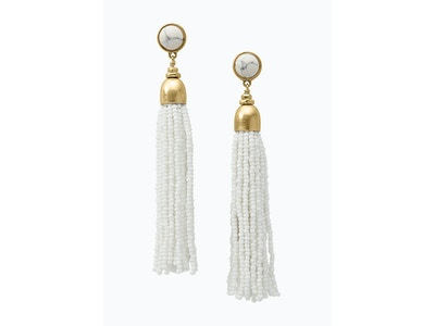 Gita Tassel Earrings