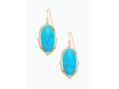 Amala Turquoise Chandeliers