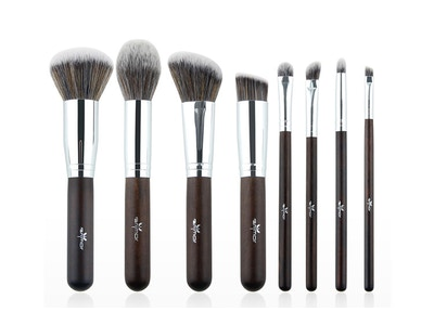 8 PCS Synthetic Makeup Brush Set