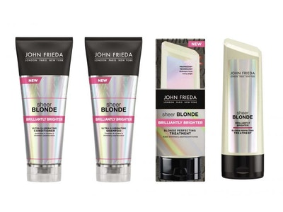 NEW Sheer Blonde Brilliantly Brighter Trio