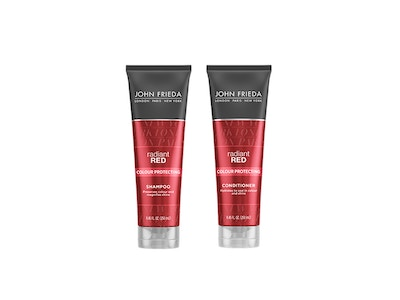 John Frieda Radiant Red Colour Protecting Shampoo and Conditioner DUO