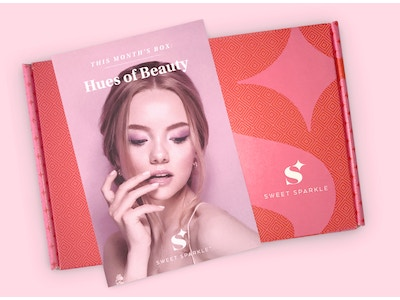 Hues of Beauty: Beauty Box (5 Product Bundle)