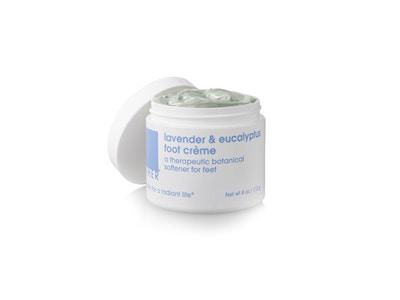 NEW!! ** lavender & eucalyptus foot crème