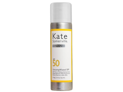 UncompliKated SPF 50 Soft Focus Makeup Setting Spray