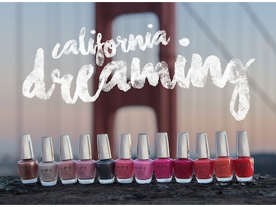 OPI CA Dreaming Collection - Infinite Shine