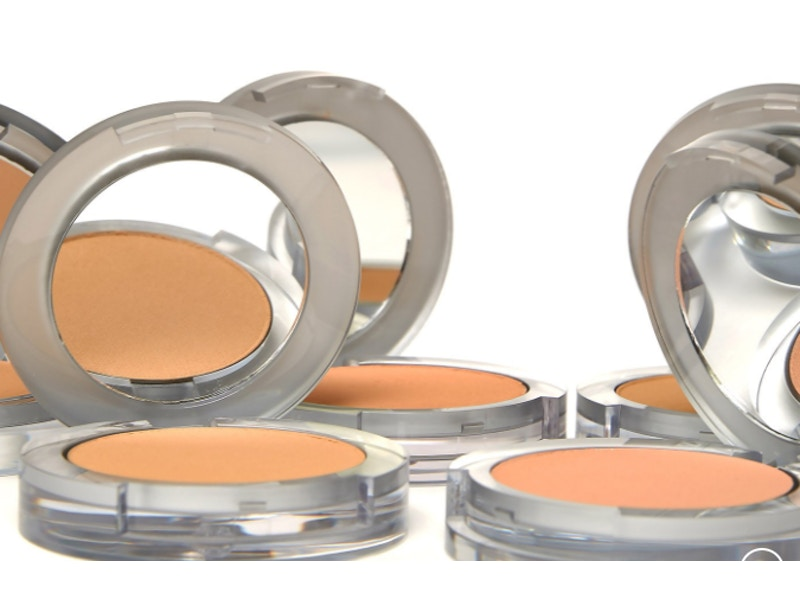 4-in-1 Pressed Mineral Makeup Foundation with SPF 15