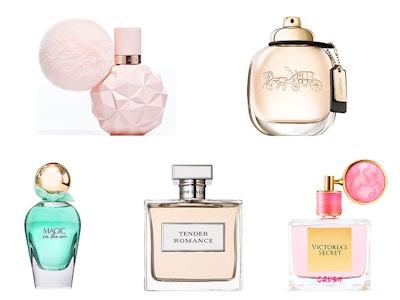 The Fragrance Foundation Awards 2017 Consumer Choice Women's