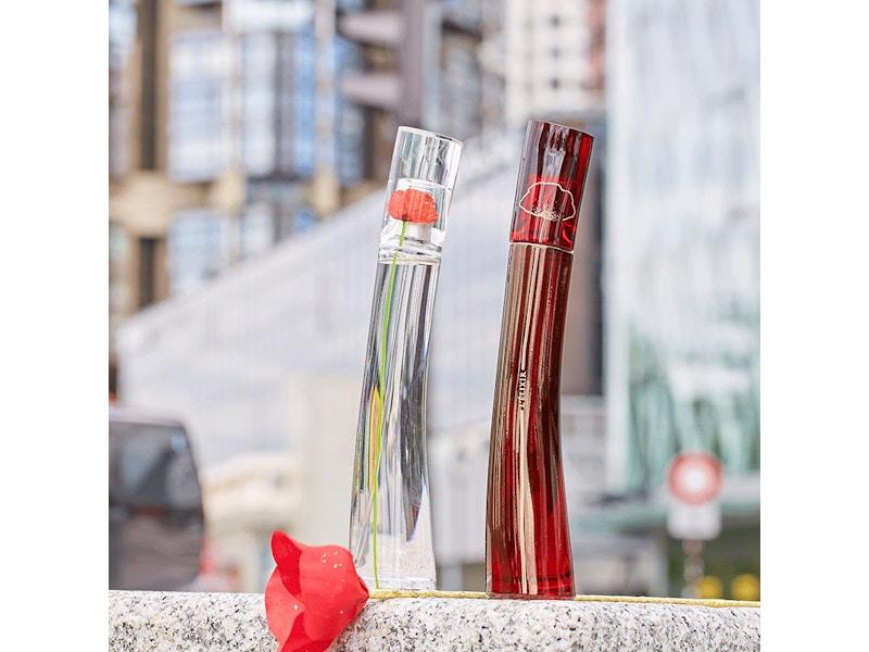kenzo parfums flower by kenzo l 39 elixir. Black Bedroom Furniture Sets. Home Design Ideas