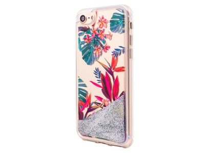 OLD_iPhone Jungle Glitter Oasis Snap-on Case