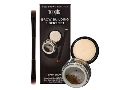 Brow Building Fibers by Topppik
