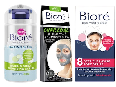 Travel Friendly Biore Products