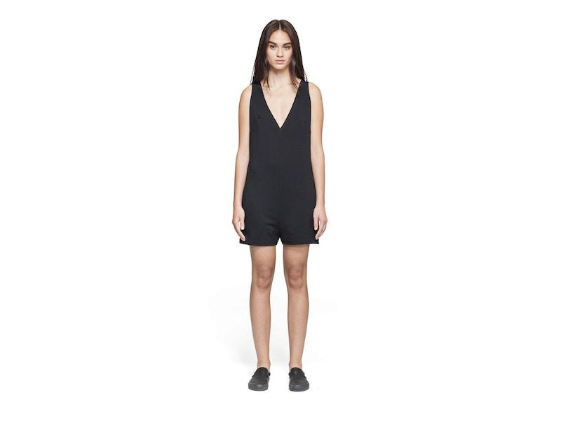 6665dc7b9e5 Onepiece ⋅ Onepiece Bay Short Jumpsuit Black