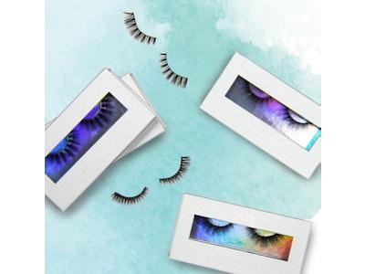 PRO 3-D Silk Eyelashes