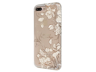 OLD_Harmony Collection iPhone Golden Lily Snap On Case