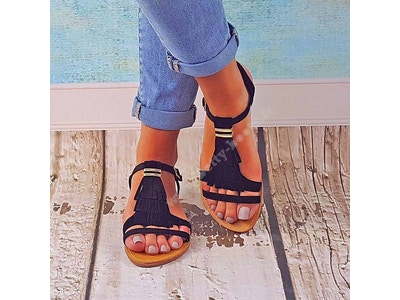 Sandales à Franges betty boots