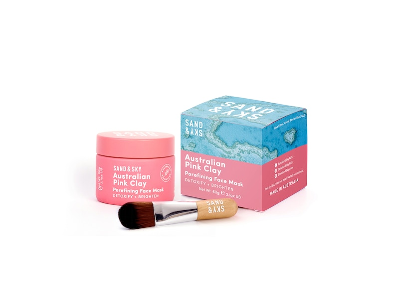 Sand And Sky Australian Pink Clay Purifying Mask