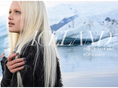 OPI Iceland Collection - Infinite Shine