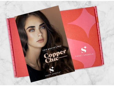 Copper Chic: Beauty Box (5 Product Bundle)