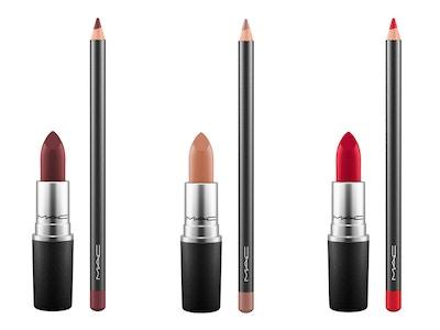 M∙A∙C Lipstick / Lip Pencil Duo