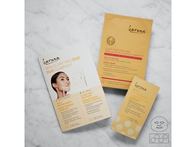 Karuna Skin Clarifying Duo