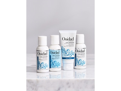 Curl Quencher® Travel Set for Tight Curls