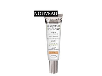 Garancia Le Chardon et le Marabout BB Crème à la Cicatrisone 30 ml - Doré