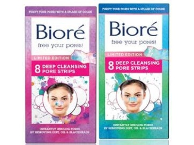 Limited Edition Deep Cleansing Pore Strips