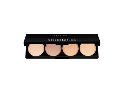 Palette de teint indispensable - Palette de poudres illuminatrices visage