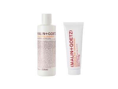 Moisturizing Shampoo + Intensive Hair Conditioner