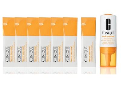 Clinique Fresh Pressed™ con Vitamina C 10%