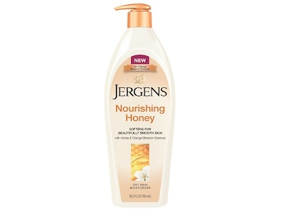Jergens Nourishing Honey Dry Skin Moisturizer