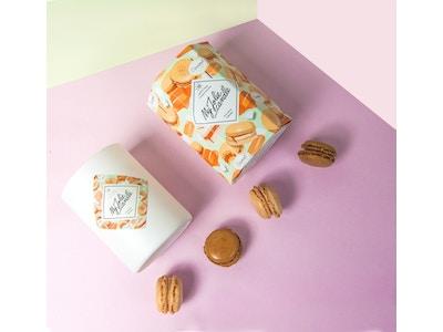Candela-Anello   Macaron Caramello