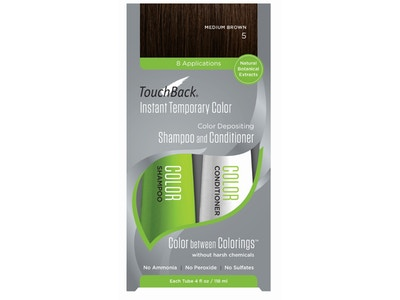 TouchBack Color Depositing Shampoo and Conditioner