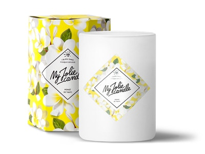 Vela-Pulsera | Perfume Monoï
