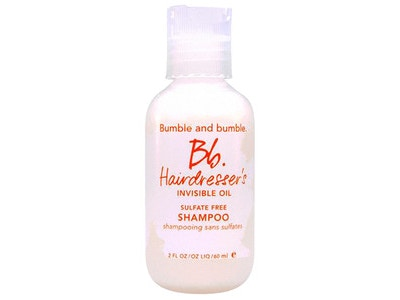 Hairdresser's Invisible Oil Shampoo