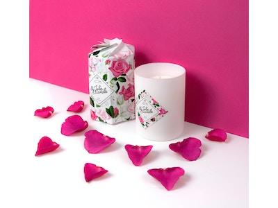 Candela-Orecchini | Rosa Selvatica