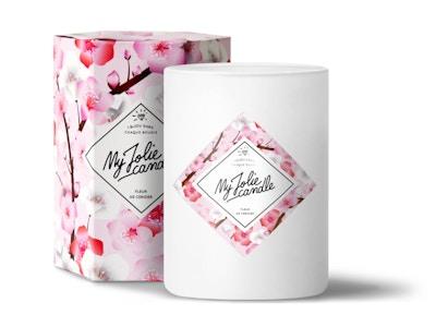 Vela-Collar | Perfume Flor de cerezo