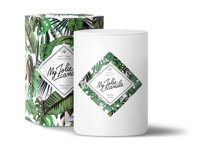 Vela-Pulsera | Perfume Tropical Jungle