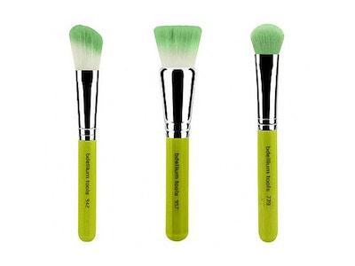 Bdellium Tools-Green Bambu Line-Customized 3pc. Set
